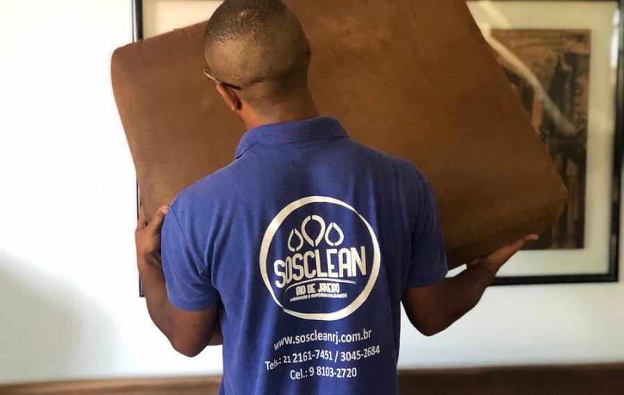 Higienização de móveis rj