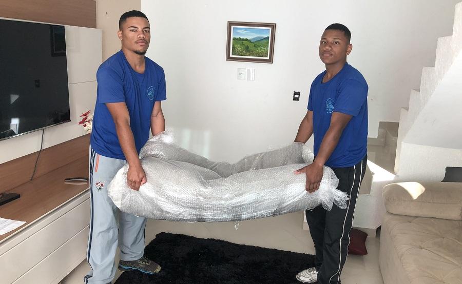 Lavagem de Tapetes a domicilio